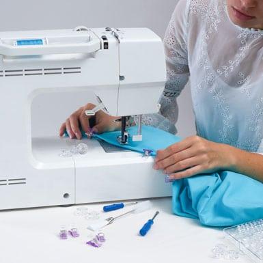 Hilo para maquina de coser
