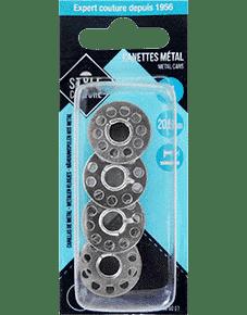 Canette métal