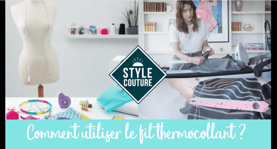 fil couture thermocollant