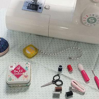 accessoires indispensables pour la couture