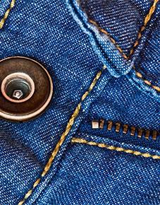 remplacer un bouton de jeans