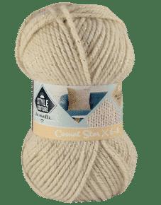 Fil brillant tendance tricot