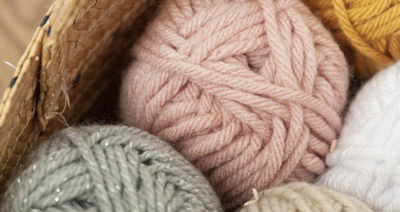 tricot pelote de laine