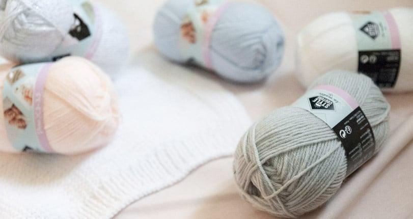 crochet pelote