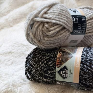 pelote de laine petit prix