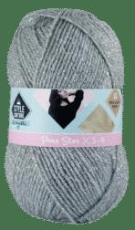 pelote en laine tricotin automatique